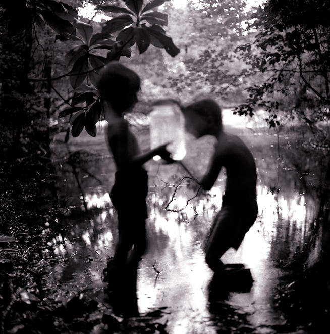 Keith Carter's Fireflies