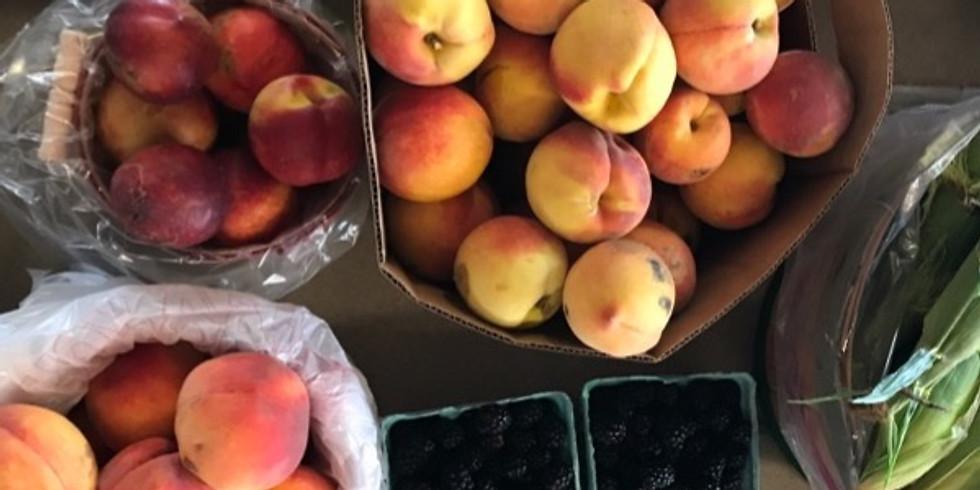 Peach Dinner Continued