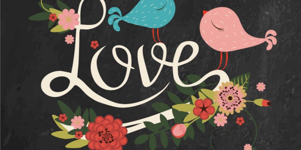 Aphrodisiacs, Lovebirds, & Bubbles