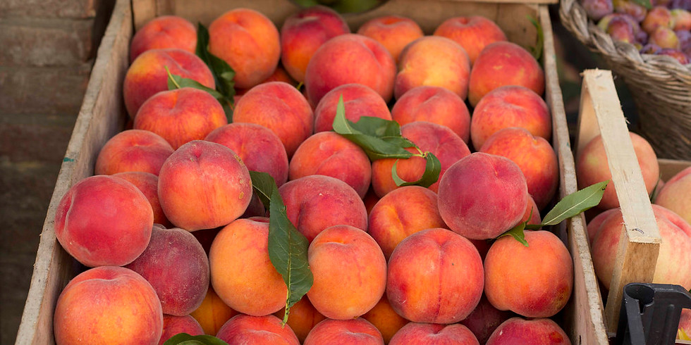Annual Porter Peach Dinner