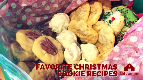My Favorite Christmas Cookie Recipes