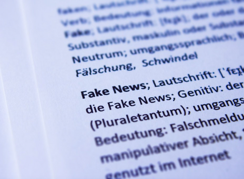 Fake News: Lies and Half-Truths in Science