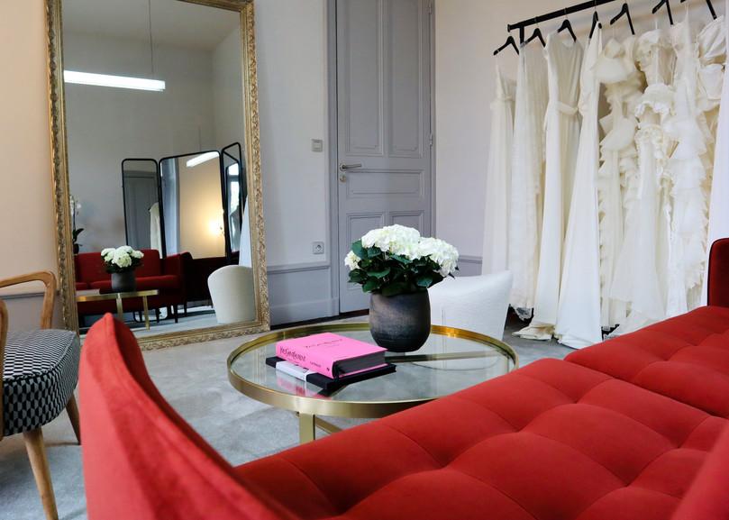 Showroom sur rendez-vous, à Romans-sur-Isère dans la Drôme.