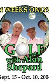 Golf with Allen Shepard