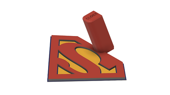 Support Superman (Glock et 1911)