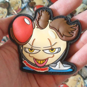 """Patch PVC 3D """"Pennywise"""""""