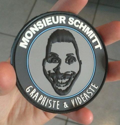 """Patch """"Monsieur Schmitt"""""""