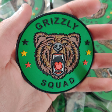 Patch pour Grizzly Squad