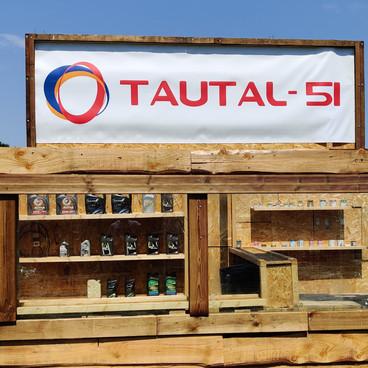 Banderole TAUTAL-51