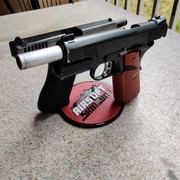 Support Glock/1911 pour Airsoft SkinZone