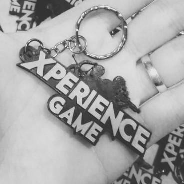 Porte-clé Xperience Game
