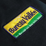 Broderie Logo Bureau Vallée