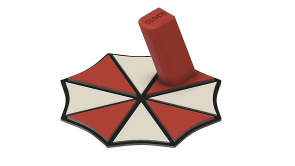 Support Umbrella (Glock et 1911)
