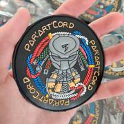 Patch PVC 3D pour Par'Art'Cord