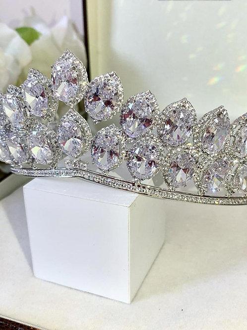 Coroa de Noiva Glamour