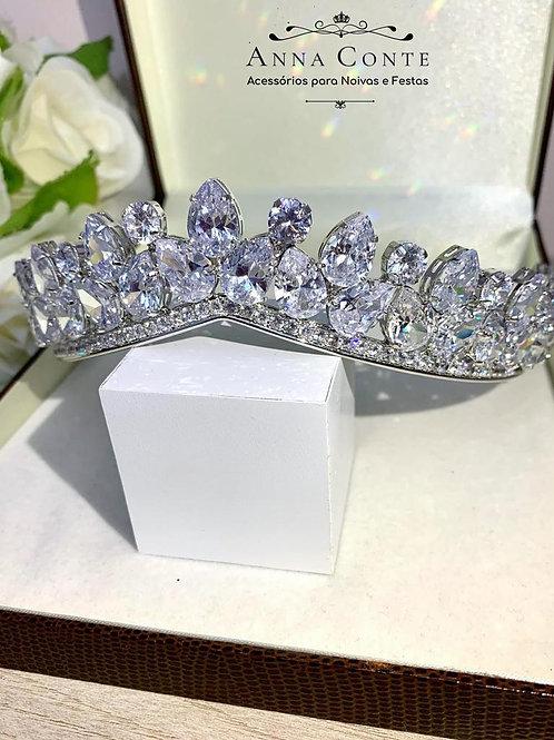 Coroa de Noiva Gotas Delicadas
