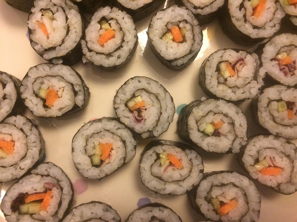 Sushik / Sushi Rolls