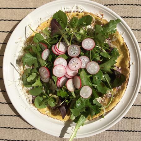 Tojáslepény / Omelette