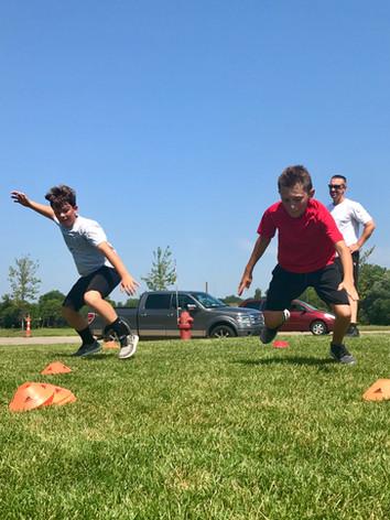 Youth Speed & Agility Training