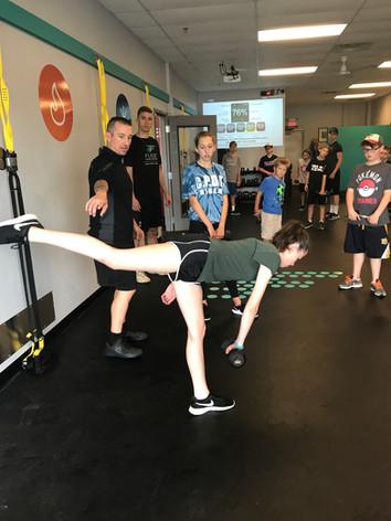 Youth Performance Training