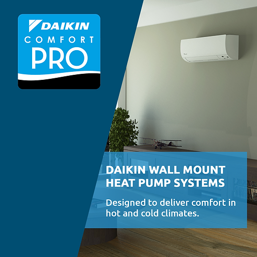 Daiking Comfort Pro Ductless Mini Split System