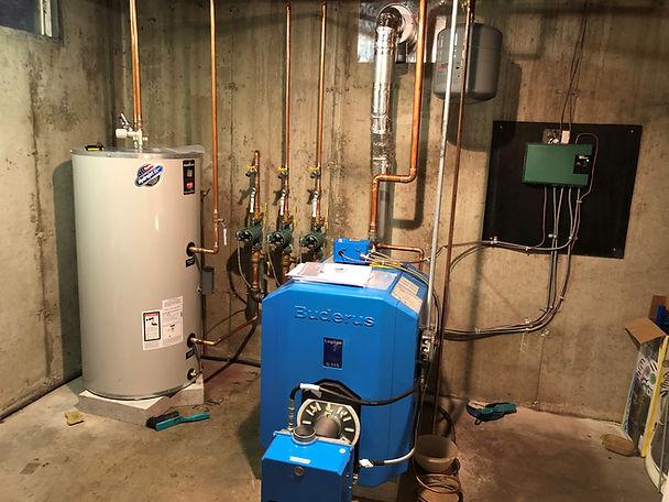 Furnace & Boiler Replacement