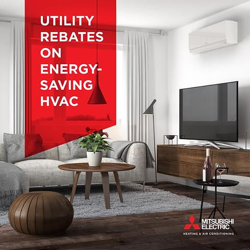 Mitsubishi Ductless Mini Splits Energy Savings