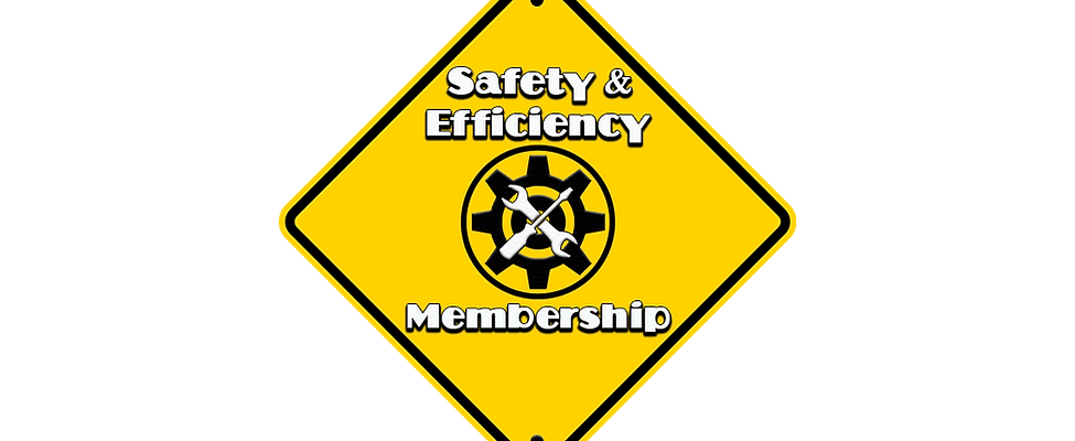 1 Year Safety & Efficiency Membership