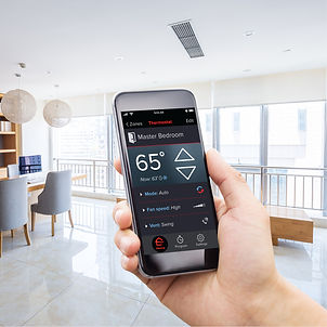 Wifi Controlled Thermostat