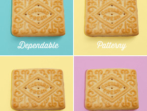 My critique of the custard cream