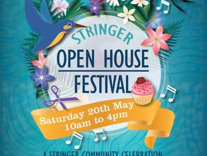 Stringer Festival Poster