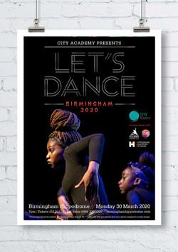 Let's Dance Poster 2020