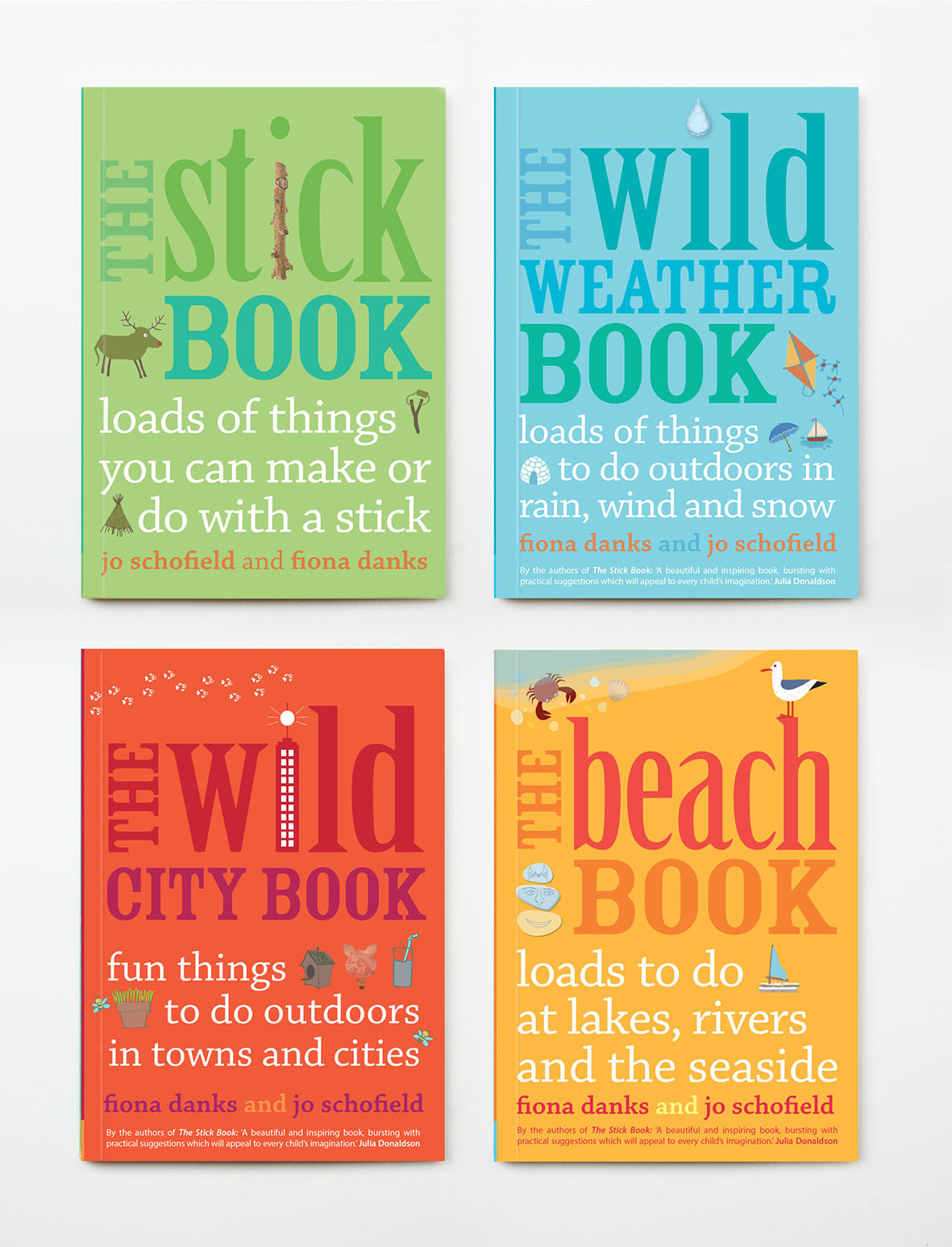The Stick Book series