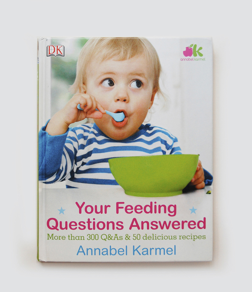 Your Feeding Questions Answered Book