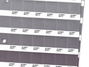 Fifty shades of Jo Grey