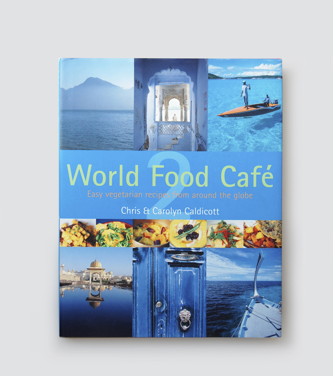 World Food Cafe 2 Book