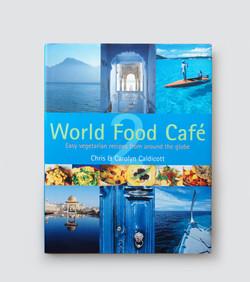 World Food Cafe 2 Book