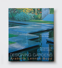 Designing Gardens Book