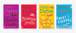 Mates, Dates and...Book Jackets