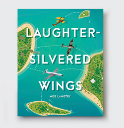 Laughter Silvered Wings Book