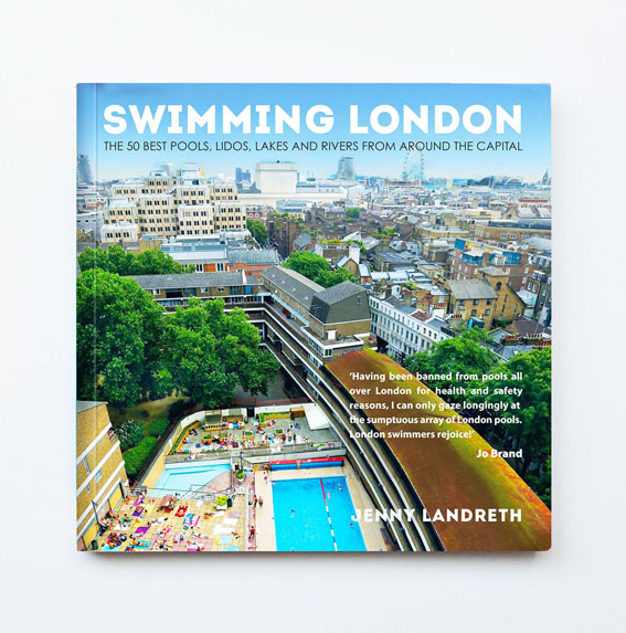 Swimming London Book