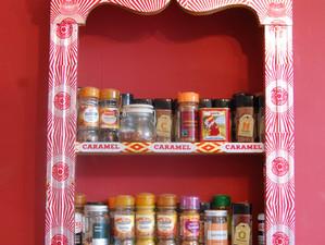 Tunnocks Spice Rack