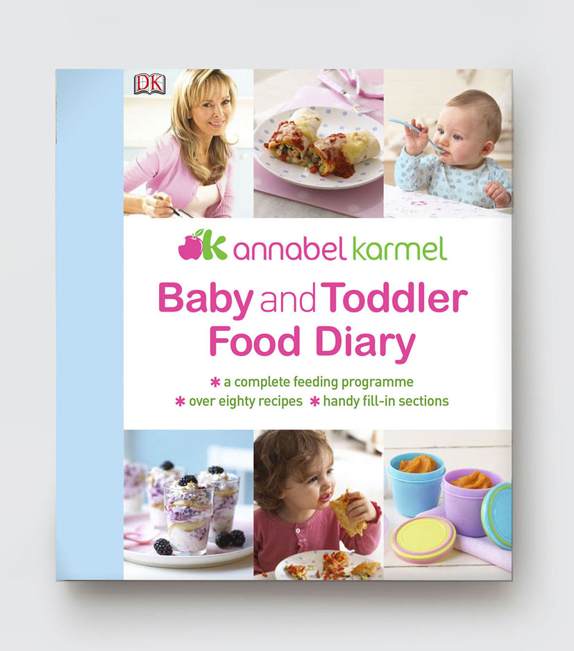 Annabel Karmel food diary