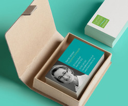 Hove Osteopathy business cards