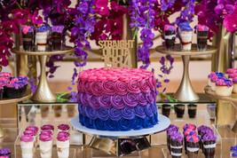 Planner: Fab Season Events Photographer: Percious T Photography Flowers: AWS Floral Design