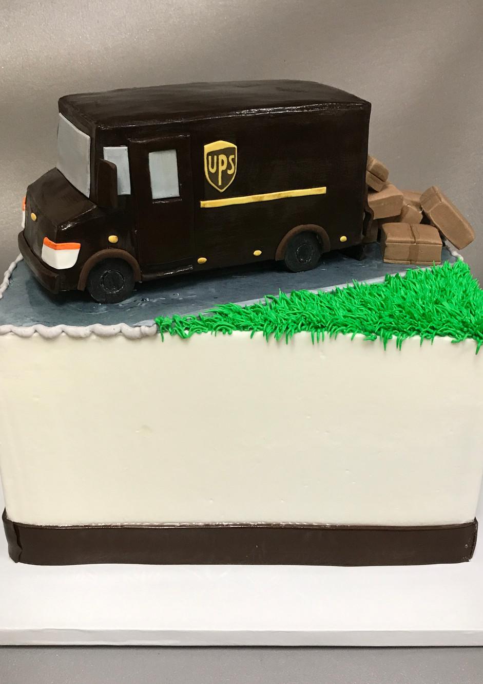 Corporate Event Cakes