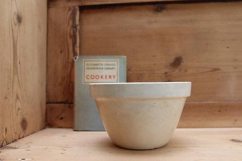 Vintage Christmas Pudding Bowl
