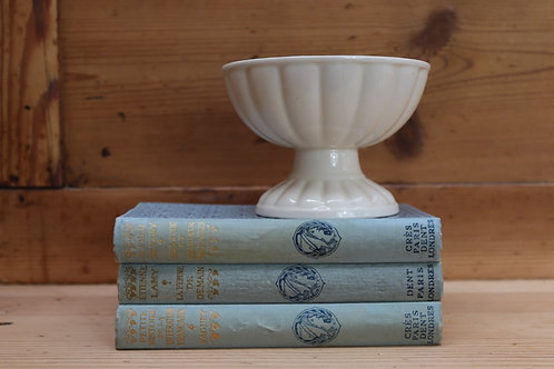 Vintage Cremeware Bon Bon Bowl