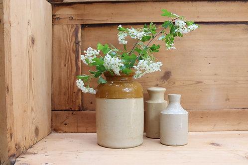 Beautiful Stoneware Jar