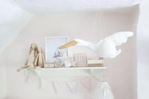 Swan Decor Ceiling Hanging